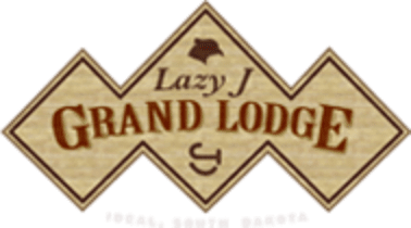Lazy J Grand Lodge Logo